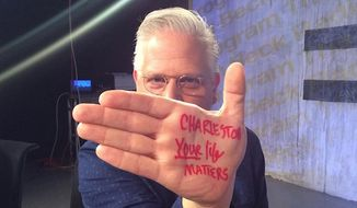 Glenn Beck announced Thursday that he's heading to Charleston, South Carolina to support a historic black church where nine people were killed in a suspected hate crime the night before. (Twitter/Glenn Beck)