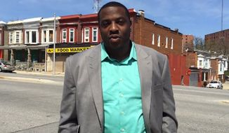 Marcus Stanley, 30, left a Christian message of forgiveness on Dylann Storm Roof's Facebook page that was seen by millions of people June 18, 2015. The website locked Mr. Roof's page before the day is out. The 21-year-old was arrested in connection with the killing of nine individuals in a South Carolina church Wednesday night. (Image: Facebook, Marcus Stanley) ** FILE **