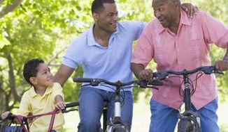 In June, we recognize National Men's Health Month and Father's Day.