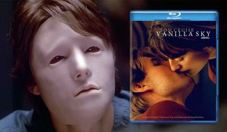 Tom Cruise stars in Vanilla Sky, now in Blu-ray from Warner Home Video.