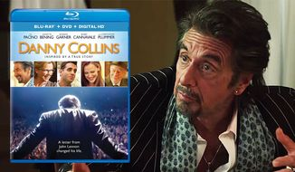AlPacino stars in Danny Collins, now avaialbel on Blu-ray from Universal Studios Home Entertainment.