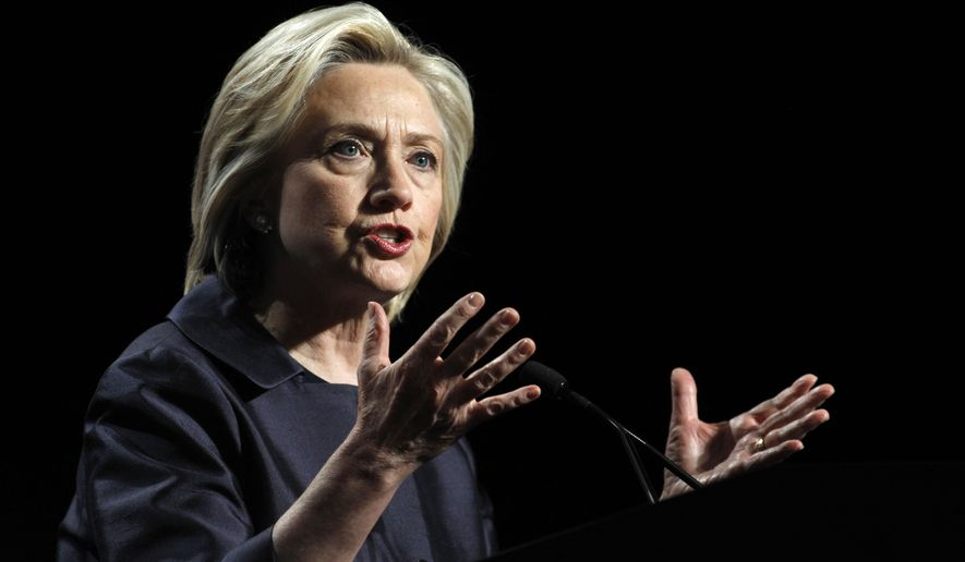 Hillary Rodham Clinton turned over to the State Department 55,000 pages containing some 30,000 emails from a larger collection. The remaining emails were deleted from her server, she said. (Associated Press)