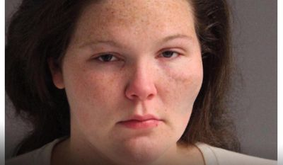 Sandra Clara McClary is shown in an undated photo provided by the Anne Arundel County Police Department in Maryland. (Anne Arundel County Police Department via AP)