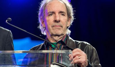 In this Jan. 24, 2015, file photo, Harry Shearer appears at the 30th annual TEC Awards during the 2015 National Association of Music Merchants (NAMM) show in Anaheim, Calif. (Photo by Paul A. Hebert/Invision/AP, File)