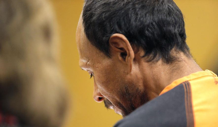 """Juan Francisco Lopez-Sanchez, who returned to the U.S. after multiple deportations, filed the fatal shot from a stolen government-issued firearm that killed Kate Steinle in """"sanctuary city"""" San Francisco, authorities said."""