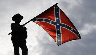 The Confederate flag matter has had far-reaching effects, even as the banner is being removed from use in entertainment venues and government sites. (Associated Press)