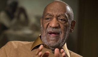 Bill Cosby (AP Photo/File)