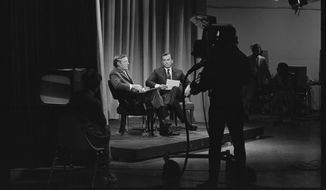 Directors Robert Gordon and Morgan Neville show what happened when in 1968 when ABC in hiring public intellectuals William F. Buckley Jr. and Gore Vidal to provide commentary during the Republican and Democratic national conventions.
