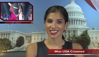 Madison Gesiotto Daily Briefing July 13, 2015