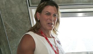 """We have a shot at this right now to get this right,"" Kristin Beck said of the Obama administration's push to integrate transgender troops into the military. ""This thing cannot affect operational readiness, we can't have huge hiccups."" (Associated Press)"