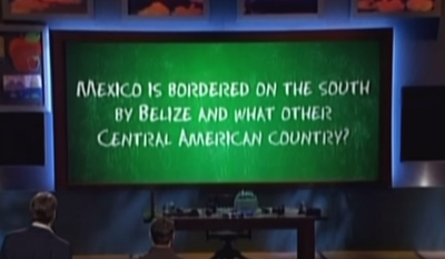MEXICO IS BORDERED ON THE SOUTH BY BELIZE AND WHAT OTHER CENTRAL AMERICAN COUNTRY?