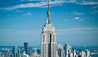 Empire State Building - New York, NY