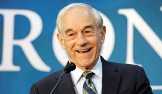 Ron Paul is still politically active, and has launched a support campaign for son Sen. Rand Paul's presidential campaign.  (Associated Press)