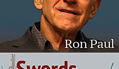 A new book from Ron Paul; image courtesy of the author