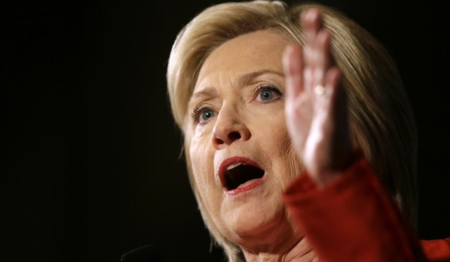 With Hillary Rodham Clinton on the campaign trail again, the housing crisis seems to be a distant memory. She hasn't addressed it or what her plans would be for Fannie Mae or Freddie Mac. Those within the industry, however, say reforms need to be made. (Associated Press)