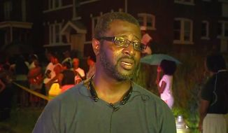 St. Louis Alderman Jeffrey Boyd's emotional message to the black community, just hours after learning his 23-year-old nephew had been murdered on the street, has quickly gone viral. (KMOV)