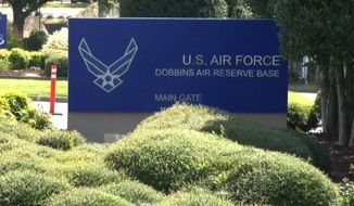 Police are investigating a threatening note left on a U.S. service member's car windshield in Georgia, just three miles from Dobbins Air Reserve Base. (My Fox Atlanta)