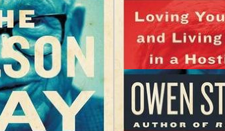 Owen Strachan's book, The Colson Way. Image used courtesy of Thomas Nelson publishers