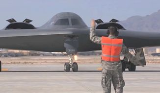 B-2 Stealth Bomber cover