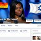 """Virgil Texas, a blogger from New York, hacked into a """"Confederate Pride"""" Facebook group and turned its landing page into an pro-LGBT, pro-Israel, pro-Michelle Obama outlet. (Image: Twitter, Virgil Texas) ** FILE **"""