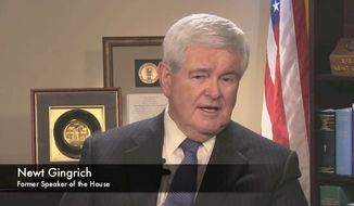 Newt Gingrich video August, 04, 2015