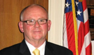 Pocomoke City Mayor Bruce Morrison. (Screen grab from Pocomoke City website)