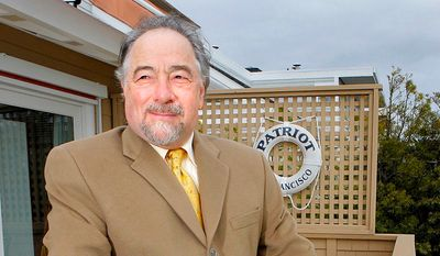 Talk radio host Michael Savage is among those pondering the Republican debate and all its implications. (AP Photo)