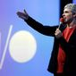 Google co-founder Larry Page on Monday said that the tech empire will now operate under the umbrella of a new venture called Alphabet, which he will run with longtime partner Sergey Brin. (Associated Press)