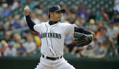 Hisashi Iwakuma threw a no-hitter on Wednesday afternoon in the Seattle Mariners' 3-0 win over the Baltimore Orioles at Safeco Field. (Associated Press)