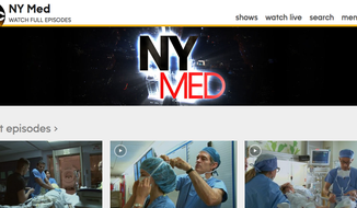 (Screen grab of http://abc.go.com/shows/ny-med)