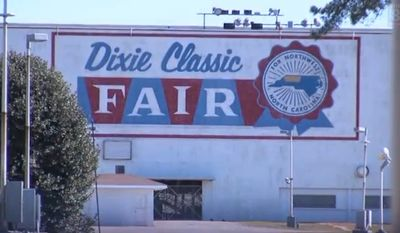 """The word """"Dixie"""" is under fire by Winston-Salem Councilman James Taylor, who is considering a measure to remove it from the annual Dixie Classic Fair. (My Fox 8)"""