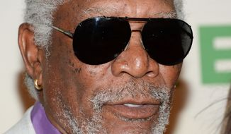 Actor Morgan Freeman is mourning the death of his granddaughter. She was found stabbed to death Sunday on a Manhattan street. (Associated Press)