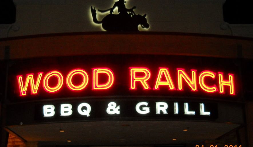 Wood Ranch BBQ and Grill opens Washington, D.C., location - Washington Times - Wood Ranch BBQ And Grill Opens Washington, D.C., Location