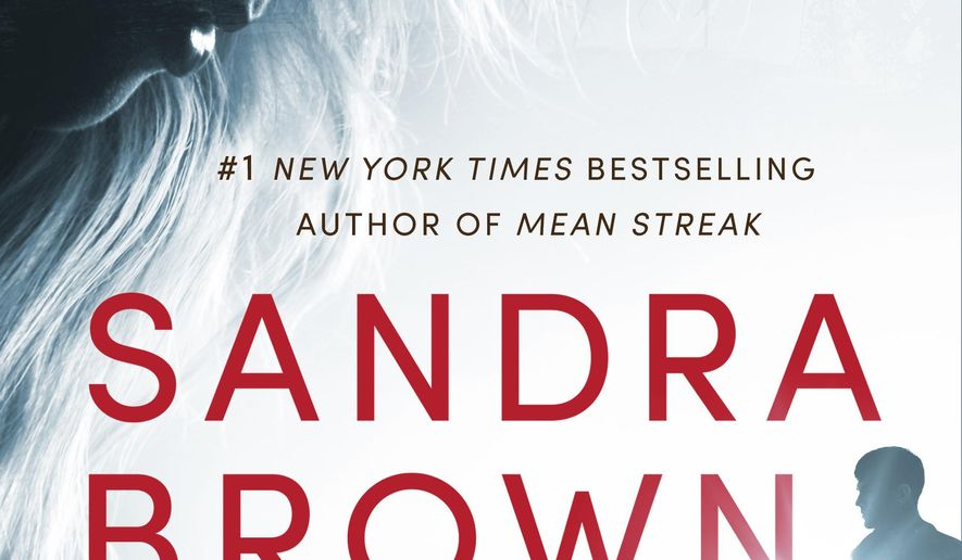 """This photo provided by Grand Central Publishing shows the cover of the book, 'Friction,"""" by author Sandra Brown. (Grand Central Publishing via AP)"""