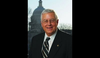 Mike Enzi (Wyoming)