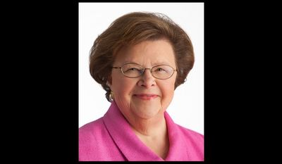 Barbara Mikulski (Maryland)