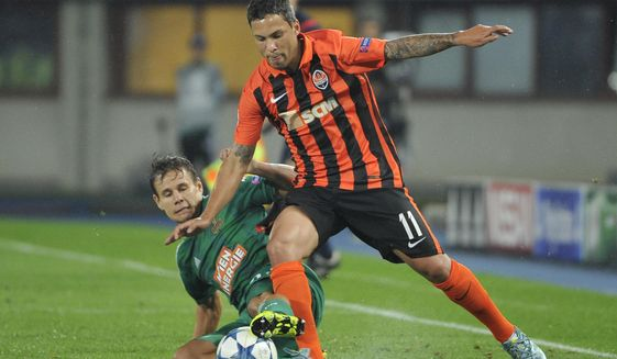 Video: Rapid Wien vs Shakhtar Donetsk
