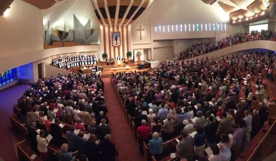 Historic Southern Baptist Church embraces same-sex marriage, membership