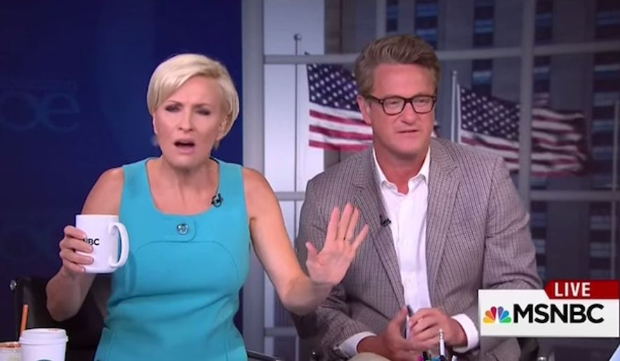 MSNBC ribs Hillary Clinton for wearing 'orange jumpsuit' while ...