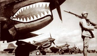The Flying Tigers in China, 1942 (Associated Press)