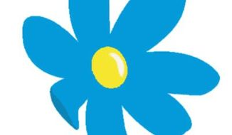 Logo of the Swedish Democrats Party                 The Washington Times