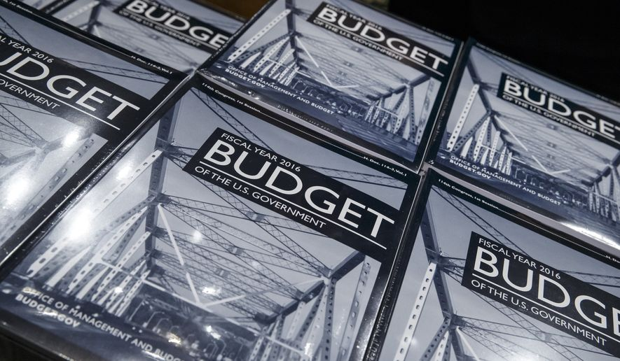 President Obama's $4 trillion budget plan will arrive on Capitol Hill on Tuesday as national political attention is turned to the New Hampshire primary elections. (Associated Press/File)