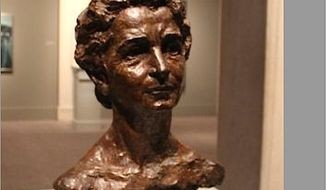 A group of black pastors and pro-life leaders are calling for the removal of a portrait bust of Planner Parenthood founder Margaret Sanger from the National Portrait Gallery. (Image from STAND)