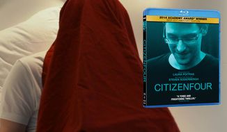 "The 2014 Academy Award-winning documentary  ""Citizenfour"" arrives on Blu-ray from Anchor Bay Home Entertainment."