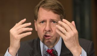 Consumer Financial Protection Bureau Director Richard Cordray met Wednesday with members of Florida's congressional delegation and a state regulator to discuss their complaints the agency's planned regulation of payday lenders is heavy handed and will hurt their constituents. (Associated Press)