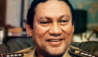 With Carlos Toro's help, federal investigators arrested and convicted scores of money launderers and drug traffickers, including legendary figures like former Panamanian dictator Manuel Noriega (pictured). (Associated Press)