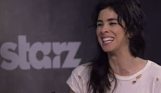 "Sarah Silverman disagrees with many of her fellow comedians on political correctness run amok, arguing in favor of ""changing with the times"" to accommodate younger, more sensitive generations. (Starz/Vanity Fair)"