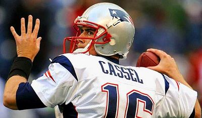Drafted in the seventh round in 2005, which of these teams has Matt Cassel not played for?