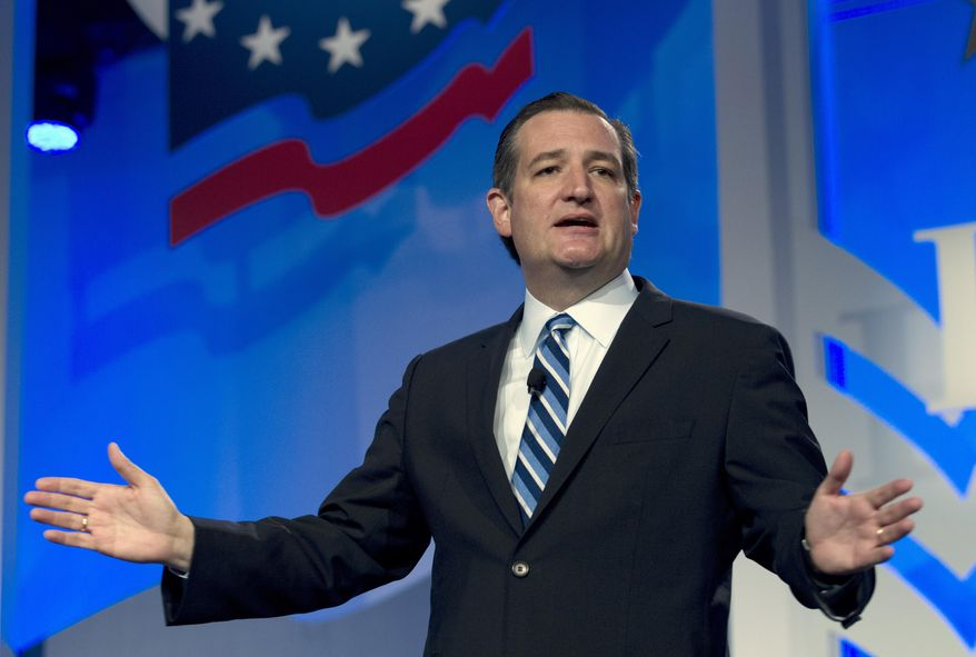 Rush Limbaugh is right: Ted Cruz is most-principled candidate