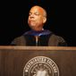 Secretary Jeh Johnson of the Department of Homeland Security. (Associated Press) ** FILE **